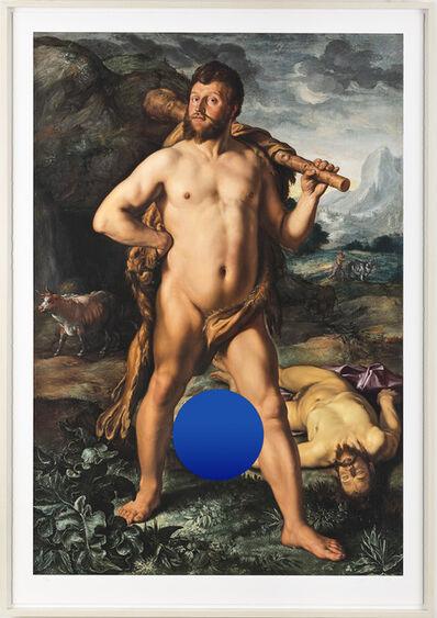 Jeff Koons, 'Gazing Ball (Goltzius Hercules and Cacus)', 2017