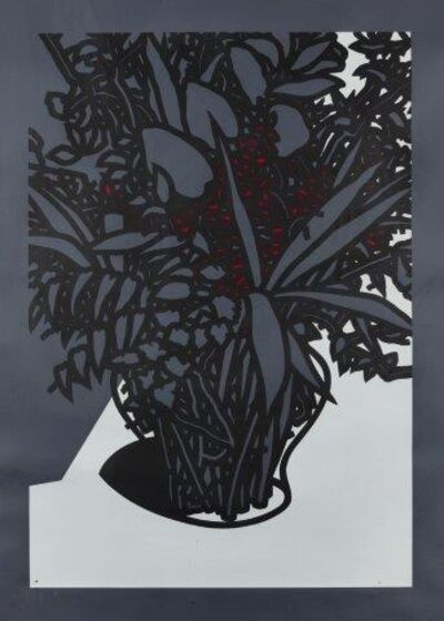 Patrick Caulfield, 'For John Constable, from the Homage to Constable Suite [Cristea 47]', 1976