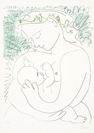Pablo Picasso, 'Grande Maternité (Grand Maternity)', 1963