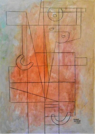 Carlos Merida, 'No. 1', 1982