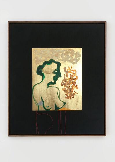 Dave McDermott, 'The Lotos Garden (Frau mit Korallen)', 2020