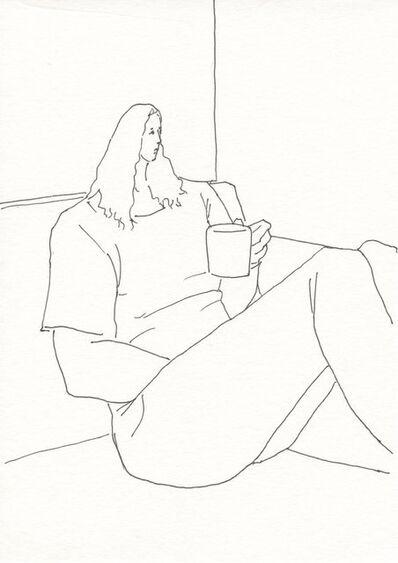 Tony Toscani, 'Morning Coffee', 2019