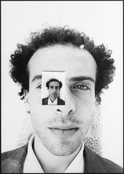 Maria Mulas, 'Francesco Clemente', 1978