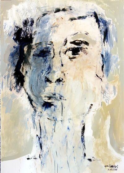 Andre van Vuuren, 'Face (8)', 2014