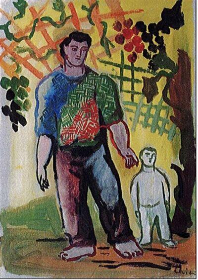 Sandro Chia, 'Maggio 2004', 2003