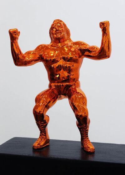 Philippe Berry, 'Catcheur Orange ', 2015