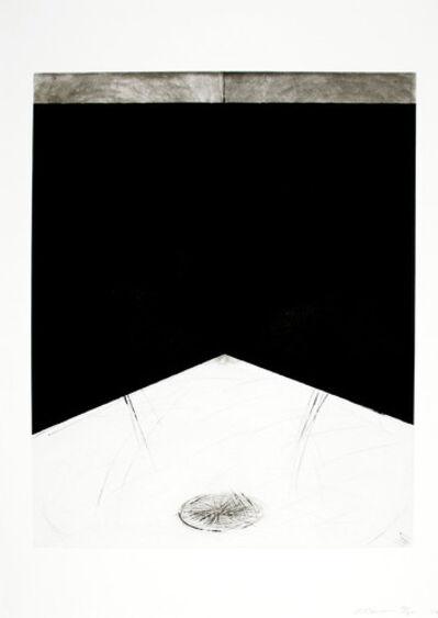 Bruce Nauman, 'Floor Drain', 1985