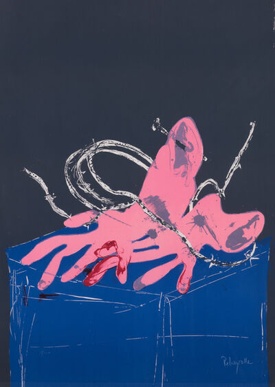 Paul Rebeyrolle, 'AVL Grand Palais', 1979