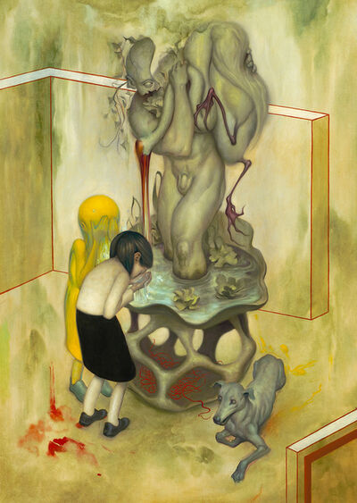James Jean, 'Fountain 1', 2008