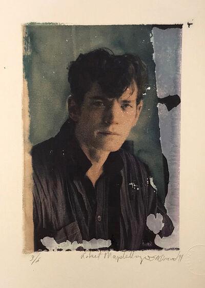 Mark Beard, 'Robert Mapplethorpe', 1991