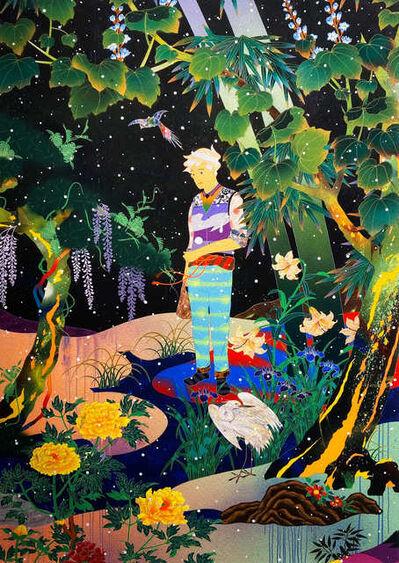 Tomokazu Matsuyama, 'Falling Passage', 2016