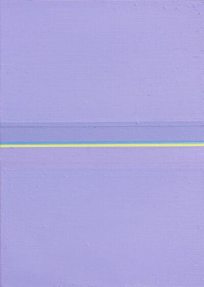 Minku Kim, 'S.E.P (Lavender Sky)', 2020