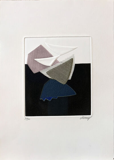 Bertrand Dorny, ' Sans titre', ca. 1970