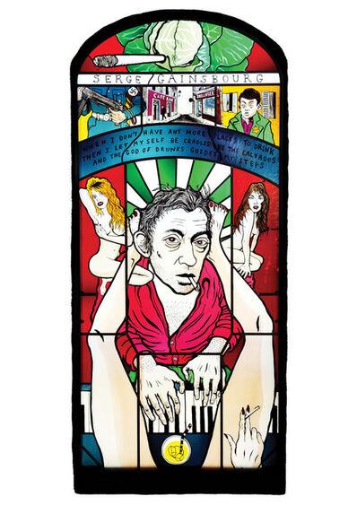 Neal Fox, 'Serge Gainsbourg', 2011