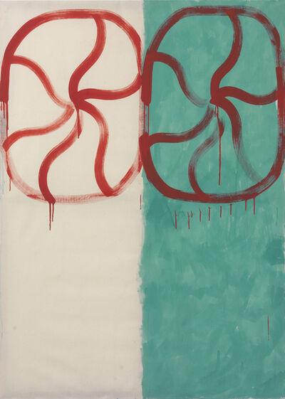 Karina Kueffner, 'Wheels', 2015