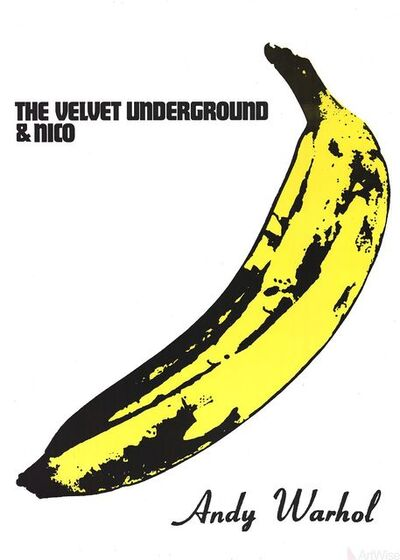 Andy Warhol, 'The Velvet Underground & Nico', (Date unknown)