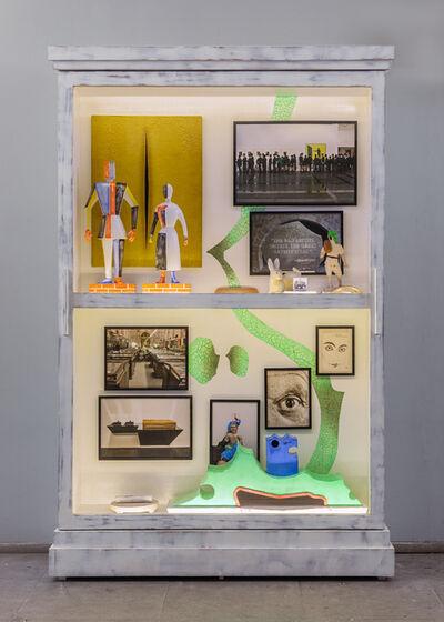 Atul Dodiya, 'Untitled (Cabinet I)', 2014