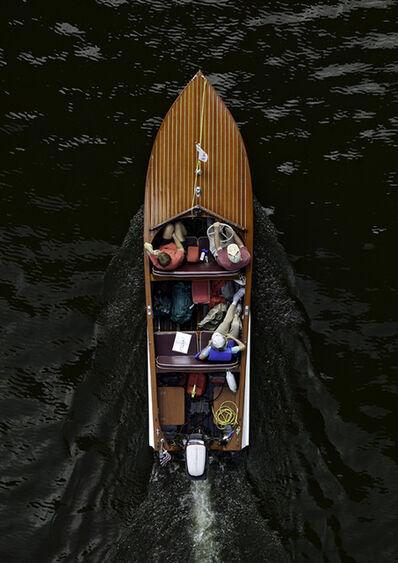 Jeffrey Milstein, 'Small Boat 4', 2015