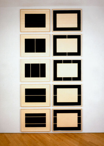 Donald Judd, 'Untitled', 1988