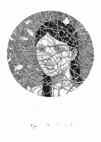 Miles Johnston, 'Veiled', 2019