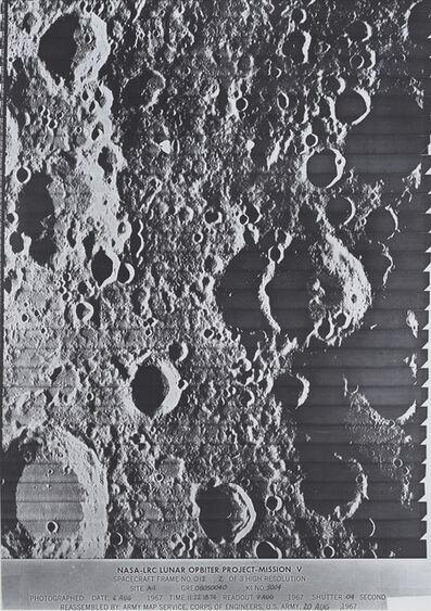 NASA, 'Spacecraft Frame No. 012', 1967