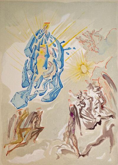 Salvador Dalí, 'Dante Regains His Sight, Paradiso Canto 26, The Divine Comedy', 1960