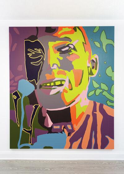 Damon Arhos, 'Agnes Moorehead & Me (No. 9/Figure Portrait)', 2020