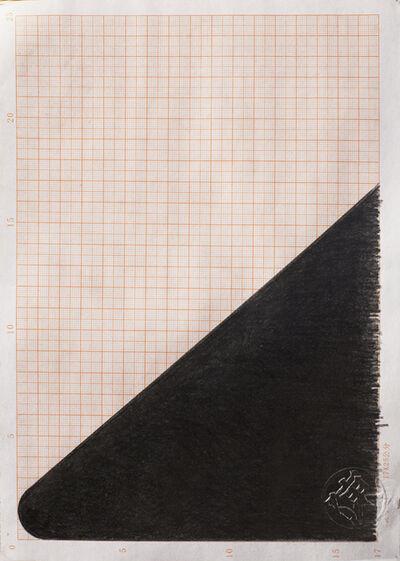 Chen Wenji, '∠的素描Sketch of ∠', 2016