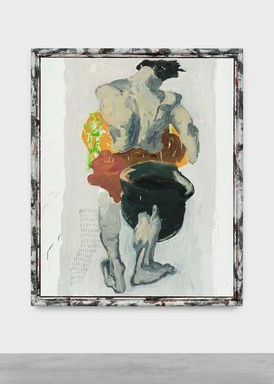 Markus Lüpertz, 'Argonauten – Pollux', 2014
