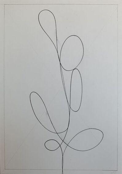 Albrecht Schnider, 'Silver Lining 2', 2020