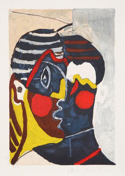 Pablo Picasso, 'Figure (Paulo en Costume d'Arlequin), 1926', 1979-1982