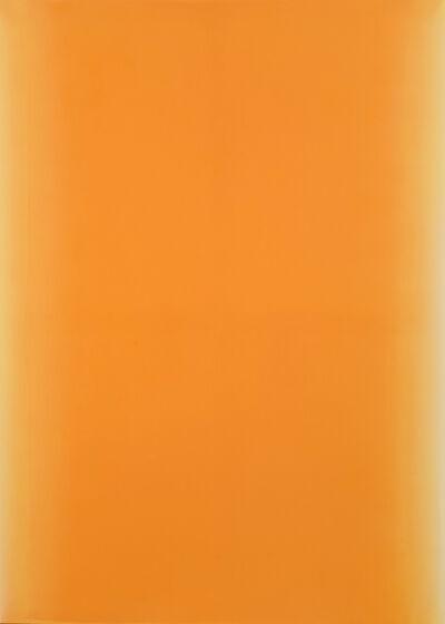 Taek Sang Kim, 'Breathing light-Orange breeze', 2018-2019