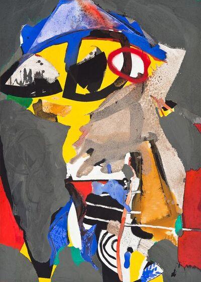 Gregor Hiltner, 'Vorab ein Zyklop', 2007