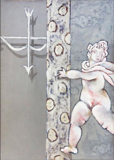 Beatriz Milhazes, 'A Vênus Morreu de Amor', 1983