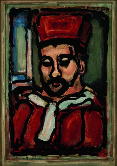 Georges Rouault, 'Juge', 1939