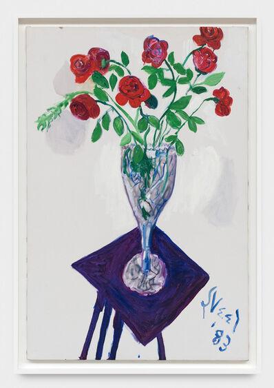 Alice Neel, 'Roses', 1983
