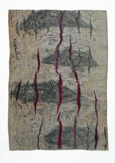 Laurie Lambrecht, 'Bark Cloth, Santa Fe (O'Keeffe Museum) 2019, from Bark/Cloth'