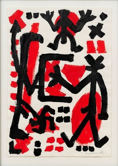A.R. Penck, 'Untitled', 1992