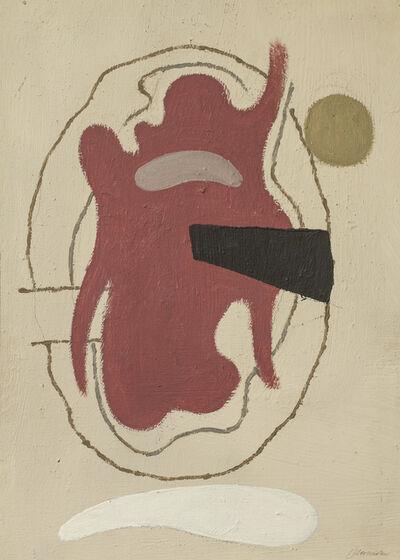 Willi Baumeister, 'Formstudie', 1937