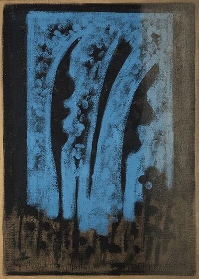 Salvatore Emblema, 'Senza titolo', 1986