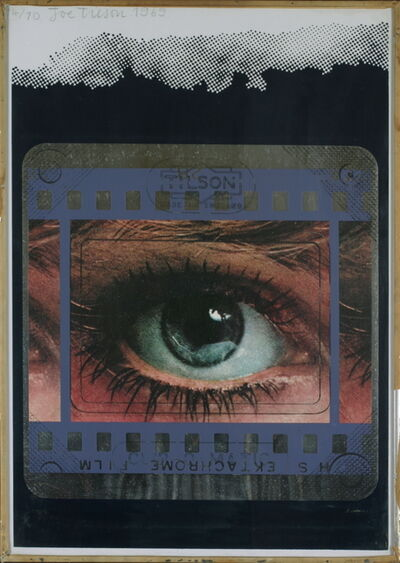 Joe Tilson, 'Transparency, Clip-O-Matic Eye', 1969