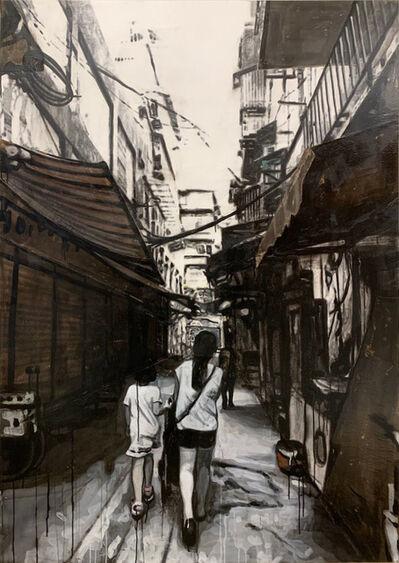 Miha Strukelj, 'Alley VI', 2016