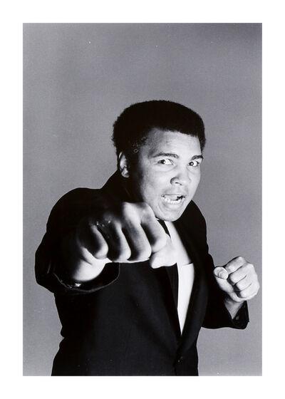 Francesco Scavullo, 'Muhammad Ali', 1982