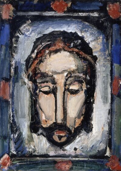 Georges Rouault, 'Holy Shroud', ca. 1913