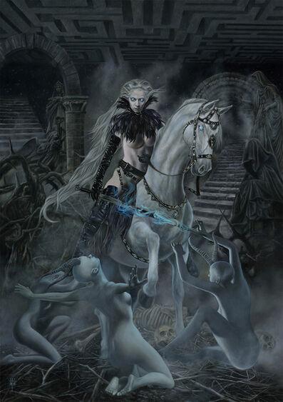 David Stoupakis, 'Pale Rider'