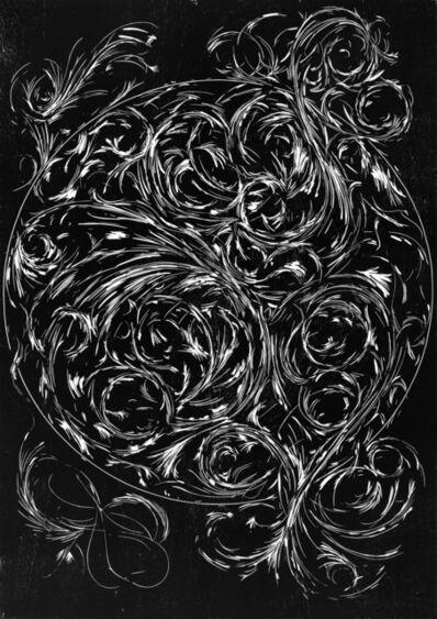 Patrick Gabler, 'Holzschnitt II', 2014