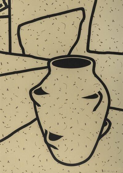 Patrick Caulfield, 'Plant Pot (Cristea 61)', 1979-80