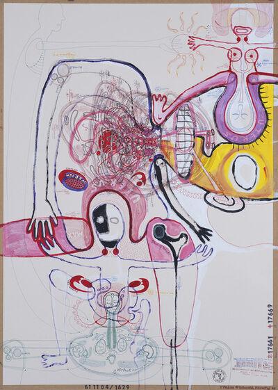 Luboš Plný, 'Man at Childbirth', 2007