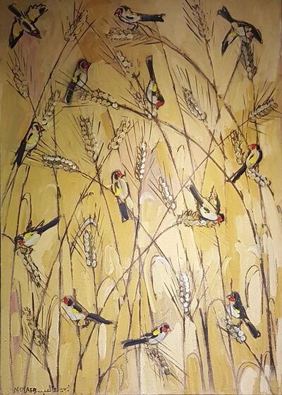 Jamil Molaeb, 'Birds', ca. N/A