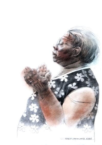 Robert Carter, 'Praise Him', 2015
